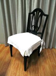 Seat Covers For Dining Chairs Dining Room Chair Slipcovers Dining Room Chair Slipcovers Large