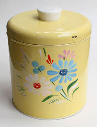 yellow kitchen canister set 225 best vintage canisters images on vintage canisters