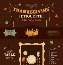 thanksgiving guide infographic archives e learning infographics