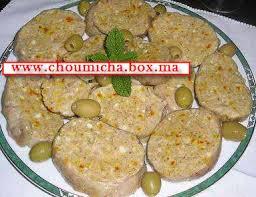 cuisine marocaine poulet farci peau de poulet farcie choumicha cuisine marocaine choumicha