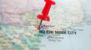 Where Is Cuba On A Map Ho Chi Minh City Saigon Map Vietnam Maps