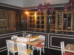 which wood species is right for your custom wine cellar