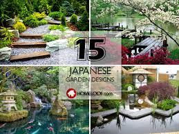 japanese garden design 15 beautiful and calming ideas home loof