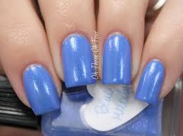 oh three oh four lynnderella blue le swatches
