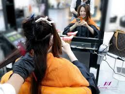hair blessing rebond review naoki yoshihara japanese hair salon cut rebonding promo