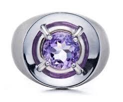 online get cheap amethyst butterfly online get cheap natural amethyst gem ring aliexpress com