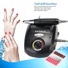 anself electric nail drill reviews online shopping anself