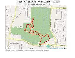 Yale Map Memphis Winter Off Road Race Series Race Course Maps