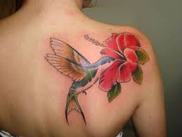 small hummingbird tattoo art and designs page 7