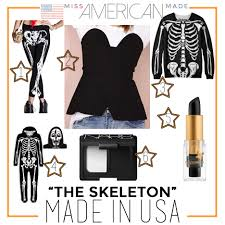 halloween costumes made in usamiss american made