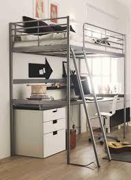 chambre fille avec lit mezzanine lit mezzanine adolescent avec bureau et 2018 avec lit mezzanine ado