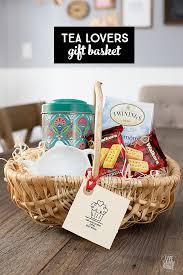 gift baskets 20 tea gift basket for the tea lover live laugh rowe