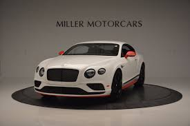 red bentley cost 2017 bentley continental gt speed stock b1204 for sale near
