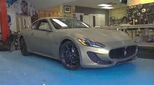 gold maserati granturismo color change maserati walter u0027s signs