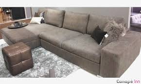 canap en alcantara canapé angle arrondi cuir luxe d angle alcantara 1 avec canap cuir