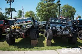 beach jeep 2015 jeeps at the beach apex automotive magazine