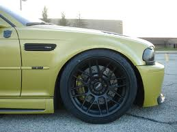 Bmw M3 Yellow Green - apexraceparts official apex arc 8 wheel gallery page 4