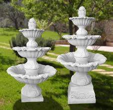 fontane per giardini 811 s 812 s fontana da giardino anzio a cascate in cemento da