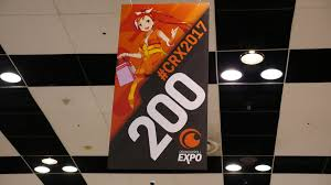 duel monsters go sf game expo magwest and crunchyroll expo