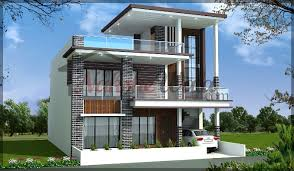Home Architecture Design For India Front Elevation Designs For Duplex Houses In India Google Search