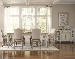 Formal Dining Table by Riverside Furniture Coventry Two Tone Formal Dining Room Group