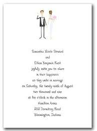 exles of wedding invitations personal wedding invitation wordings from and groom