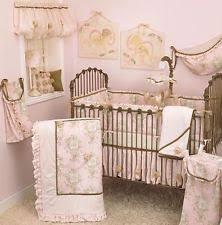 Cotton Tale Poppy Crib Bedding Cotton Tale Poppy Multicolor Four Crib Bedding Set Ebay