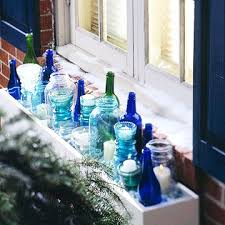 Christmas Decorations For Outside Window Boxes by 26 Best Winter Window Boxes Images On Pinterest Winter Window
