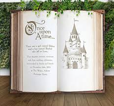 wedding backdrop book wedding castle backdrop for ceremony decor or photo