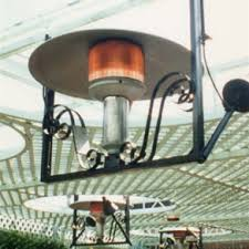 Overhead Gas Patio Heaters Sunglo Decorative Hanging Natural Gas Patio Heater A244