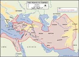 Location Of The Ottoman Empire by Persepolis The Audience Hall Of Darius And Xerxes Article