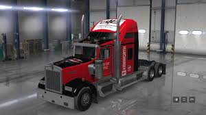 kw w900l for sale southeastern freight lines skin for scs kenworth w900 american