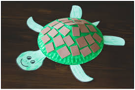 paper plate turtle to cut out patterns patterns kid