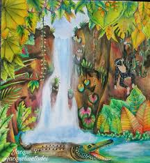 pin by bandit on magical jungle waterfall pg 1 2 pinterest