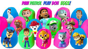 learning colors video children 15 paw patrol play