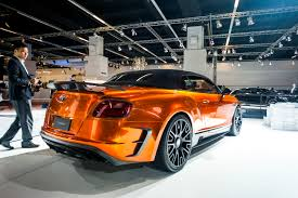 orange bentley 2015 mansory bentley continental gtc