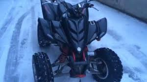 yamaha yfm 350 raptor bj 2005 youtube