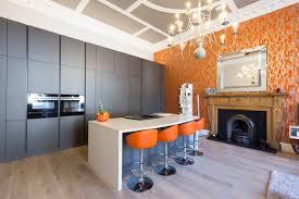 kitchen designer edinburgh leicht ceres lava design by kitchens international the kitchen