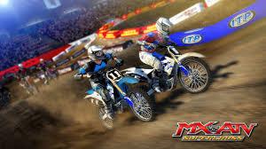 ama motocross game mx vs atv supercross gamespot