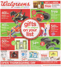 black friday 2015 walgreens ad scan
