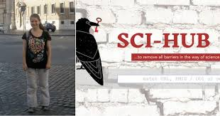 Sci Hub The Robin Of Science Released 50 Million Copyrighted