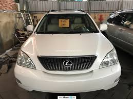 lexus white pearl lexus rx 330 2004 pearl white base new arrival in phnom penh on