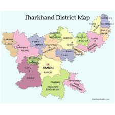 100 ideas map of jharkhand with name on emergingartspdx com