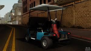 e z go golf cart v1 1 for gta san andreas