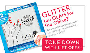 remove glitter nail polish glitter nail polish remover wipes