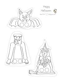 printable finger puppets for halloween u2013 halloween wizard