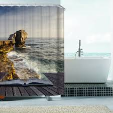 World Map Curtains by Online Get Cheap Shower Window Curtain Aliexpress Com Alibaba Group