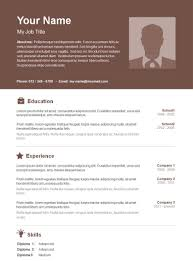 Make Me A Resume Online by Resume Cv University Student Skills On A Resume For Retail