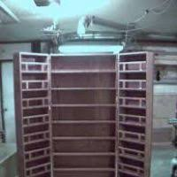 Cd Storage Cabinet With Doors by 1000 Dvd Storage Shelf Ldnmen Com