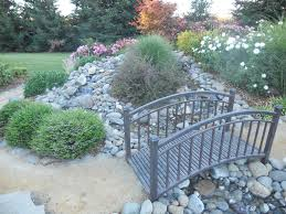 water features rock retaining walls and dry creek beds u2022 songbird